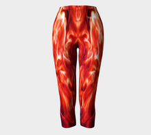 Load image into Gallery viewer, Capris Fire - HIG Activewear - Capris