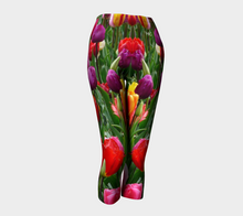 Load image into Gallery viewer, Capris Tulips - HIG Activewear - Capris