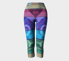Load image into Gallery viewer, Capris Waves - HIG Activewear - Capris