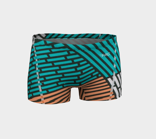 Shorts Tiles - HIG Activewear - Shorts