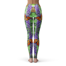 Load image into Gallery viewer, Leggings  Butterfly - HIG Activewear - Leggings