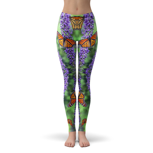 Leggings  Butterfly - HIG Activewear - Leggings