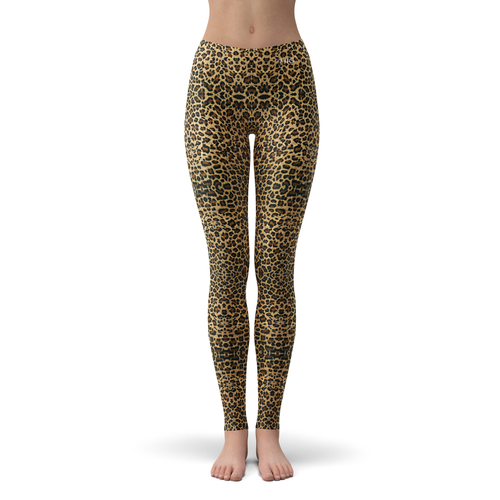 Leggings Cheetah - HIG Activewear - Leggings