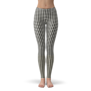 Leggings Houndstooth - HIG Activewear - Leggings