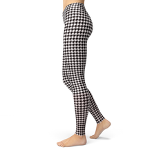Load image into Gallery viewer, Leggings Houndstooth - HIG Activewear - Leggings