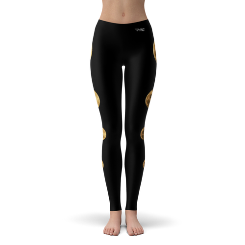 Leggings Moon - HIG Activewear - Leggings