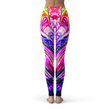 Load image into Gallery viewer, Leggings Rainbow - HIG Activewear - Leggings