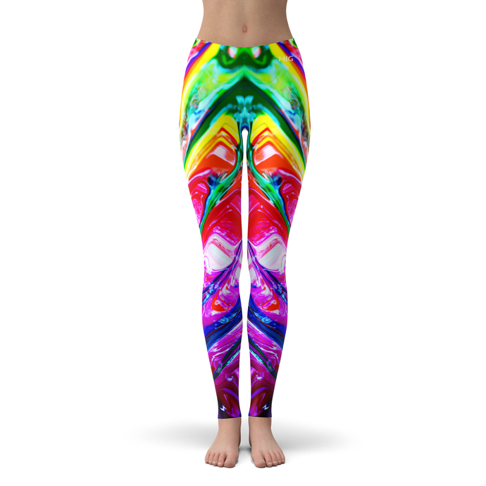 Leggings Rainbow - HIG Activewear - Leggings
