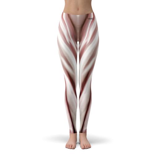 Leggings Rose - HIG Activewear - Leggings