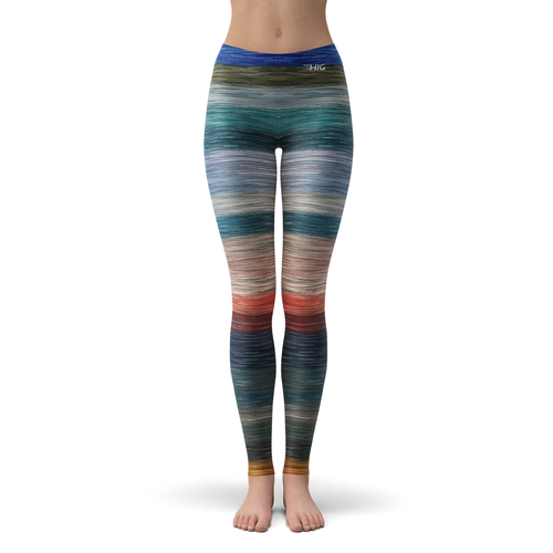 Leggings Stripes - HIG Activewear - Leggings