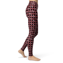 Load image into Gallery viewer, Leggings Weave - HIG Activewear - Leggings