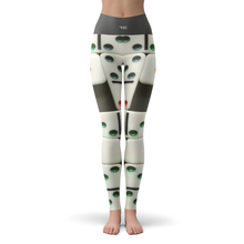 Load image into Gallery viewer, Yoga Leggings Domino - HIG Activewear - Yoga Leggings