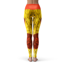 Load image into Gallery viewer, Yoga Leggings Jaune - HIG Activewear - Yoga Leggings