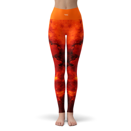 Yoga Leggings Solar - HIG Activewear - Yoga Leggings