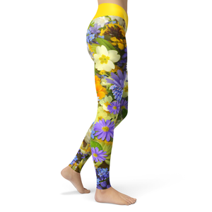 Yoga Leggings Spring - HIG Activewear - Yoga Leggings