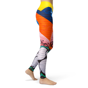 Yoga Leggings Street - HIG Activewear - Yoga Leggings