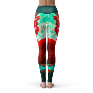 Yoga Leggings Wonder - HIG Activewear - Yoga Leggings