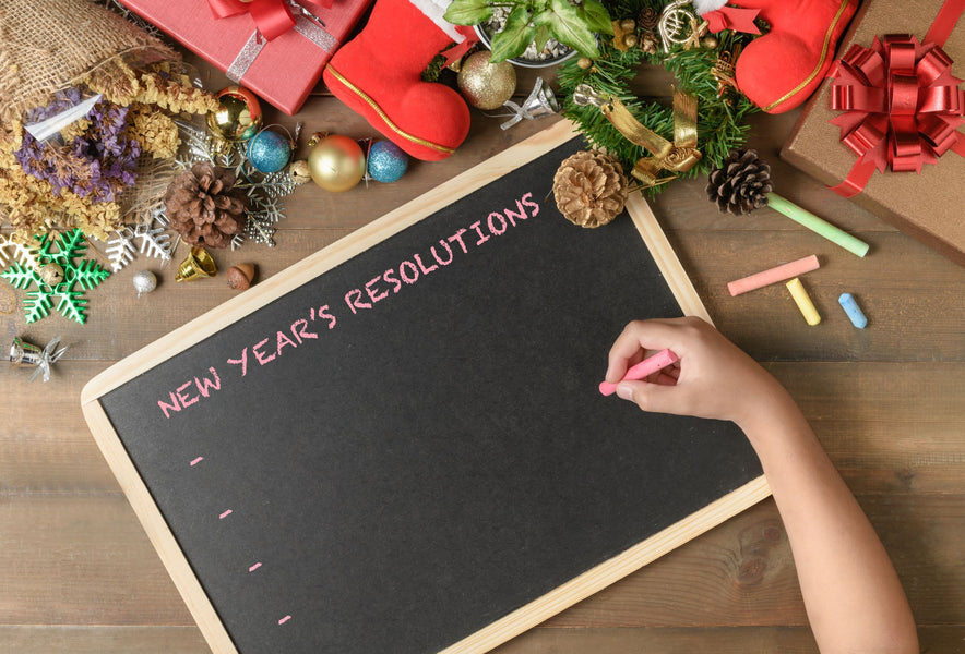 Goals and Resolutions: Not Just for Grown-Ups