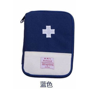 Mini Outdoor First Aid Kit - Blue / L - bushcraft