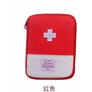 Mini Outdoor First Aid Kit - Red / L - bushcraft