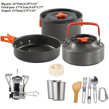Load image into Gallery viewer, Outdoor Cookware - B - bushcraft