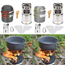 Load image into Gallery viewer, Outdoor Cookware - bushcraft