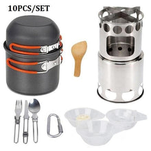 Load image into Gallery viewer, Outdoor Cookware - D Orange - bushcraft