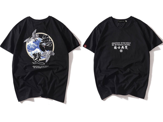 "T-shirt ""Ltd Edition AW Japan"" n°6, T-shirt - Les Habilleurs Bisontins"