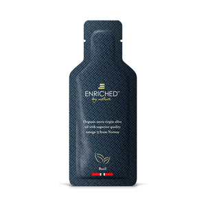 ENRICHED Extra virgin olive oil