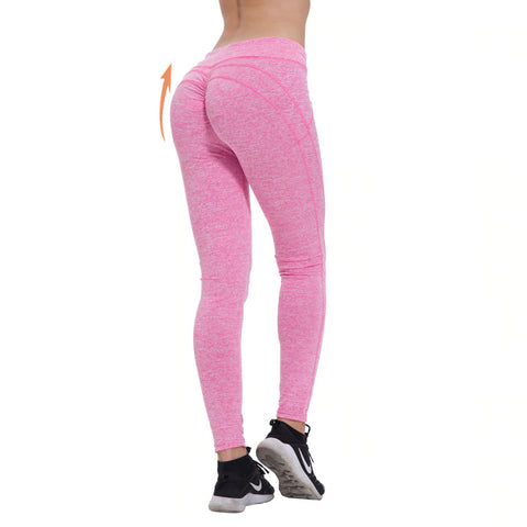 legging effet push up