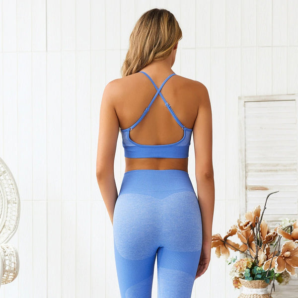 Ensemble sport sans couture - passionduleggings