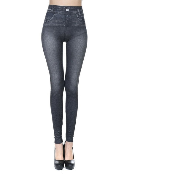 Jegging, amincissant, 2 poches