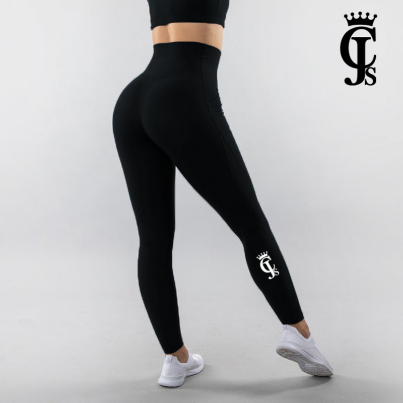 Legging Sport Noir, Paris, JCS SPORTS