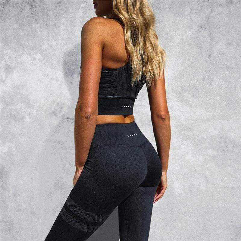 Ensemble legging, brassière, sport - passionduleggings
