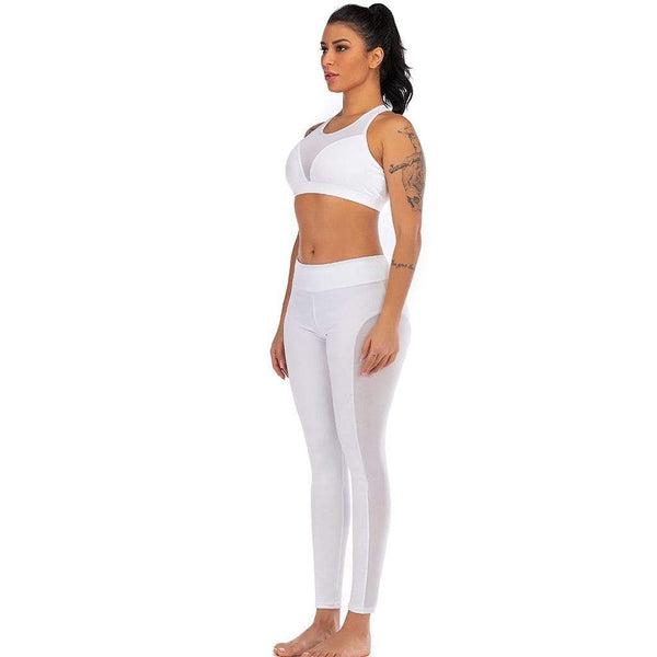 Ensemble sport legging et brassière - passionduleggings