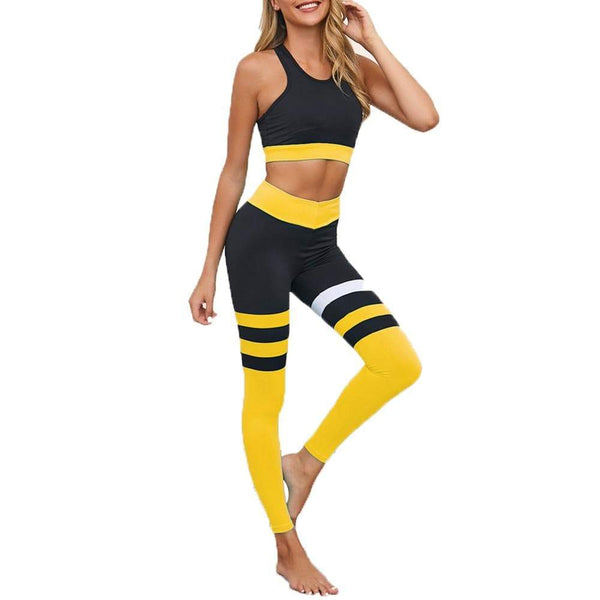 Ensemble sport tendance - passionduleggings