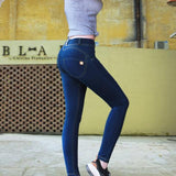 Jegging Push Up, taille basse - passionduleggings