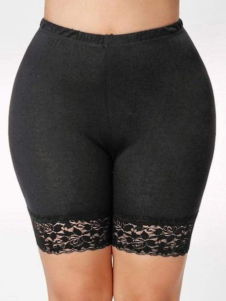 Legging court, short, grande taille - passionduleggings