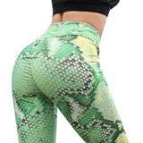 Legging imprimé serpent - passionduleggings