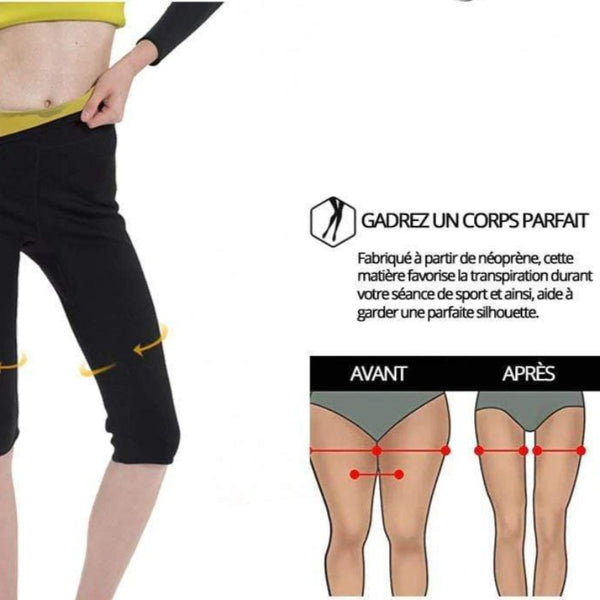 Legging minceur et amincissant - passionduleggings