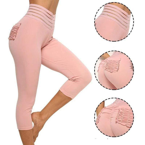Legging Push Up 3/4 - passionduleggings