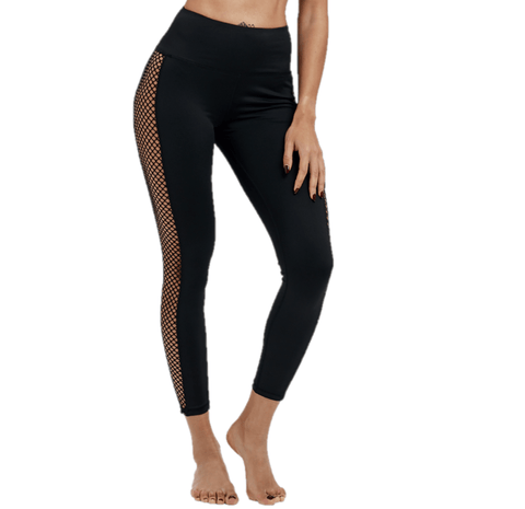Legging push up et résilles - passionduleggings
