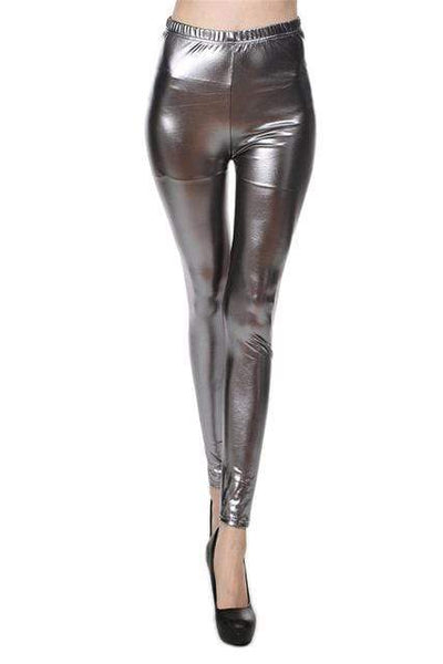 Legging simili cuir brillant (7 coloris) - passionduleggings