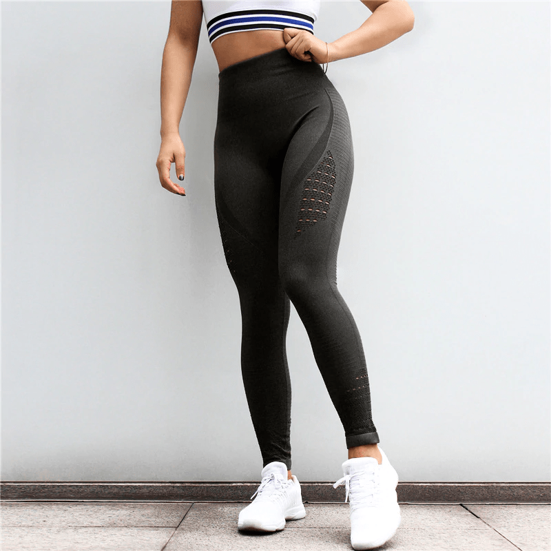 Legging sport noir - passionduleggings