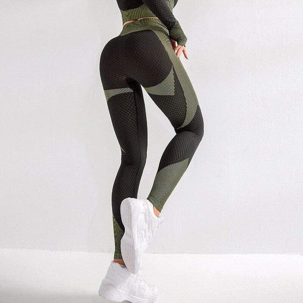 Legging taille haute, fitness - passionduleggings