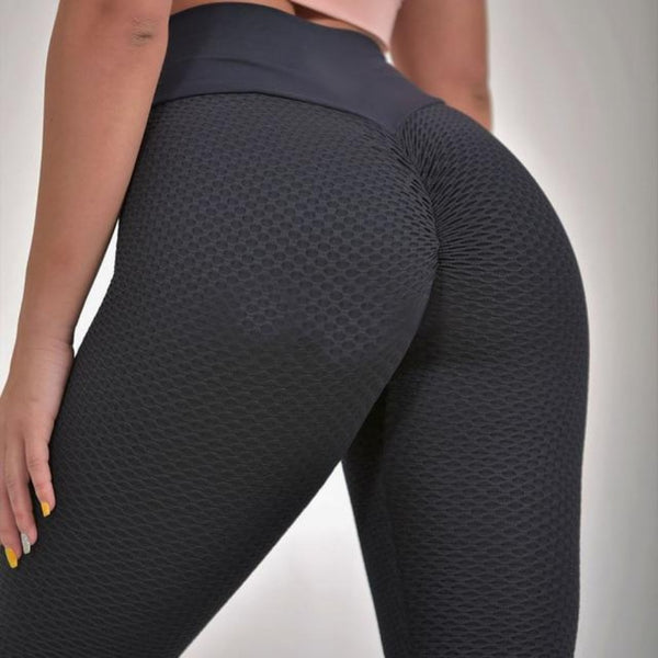 Legging taille haute sport push up - passionduleggings