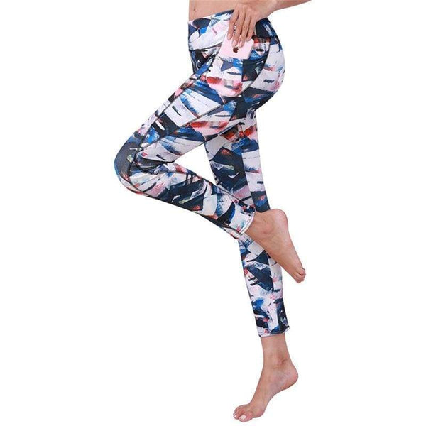 Legging Yoga avec impressions - passionduleggings
