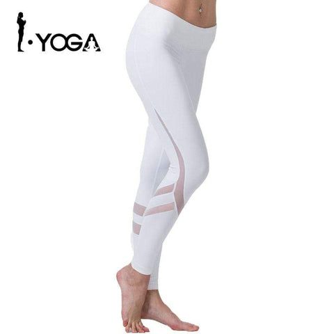 Legging Yoga taille haute - passionduleggings