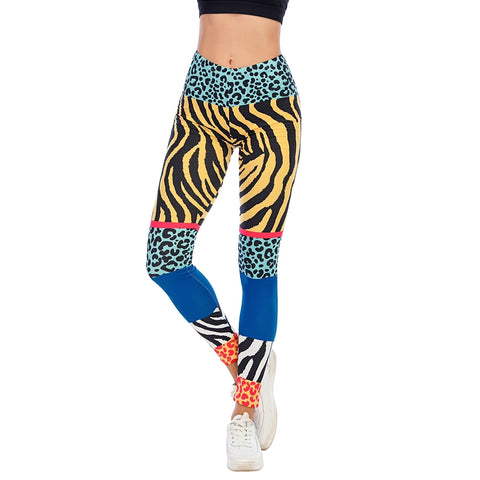 legging impression animal pour femme