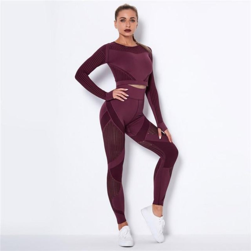 Ensemble Sport Respirant - passionduleggings